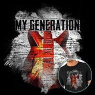 Tribut Apparel - My Generation (Unisex)