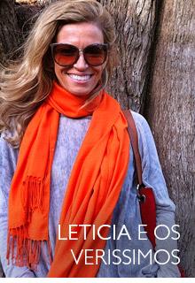 Leticia e os Verissimos